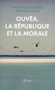 Ouvéa, la République et la morale La couverture du livre martien