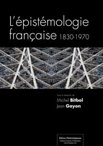 L'épistémologie française La couverture du livre martien