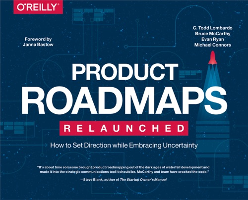 C. Todd Lombardo, Bruce McCarthy, Evan Ryan & Michael Connors - Product Roadmaps Relaunched