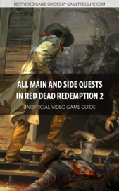 All Main and Side Quests in Red Dead Redemption 2 Guide book