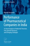 Performance Of Pharmaceutical Companies In India