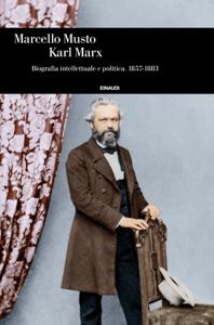 Karl Marx Libro Cover
