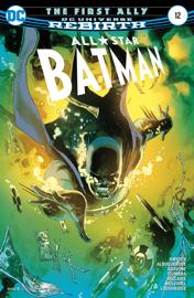 All Star Batman (2016-2017) #12