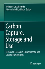 Carbon Capture Storage And Use
