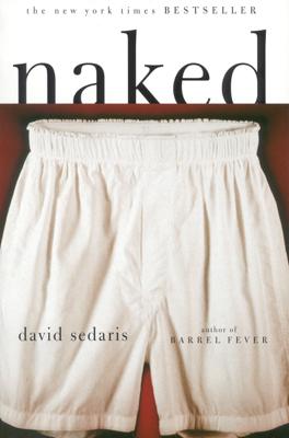 Naked - David Sedaris book