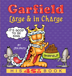 Garfield Large & in Charge