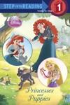 Princesses And Puppies Disney Princess