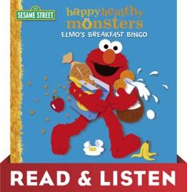 ELMOS BREAKFAST BINGO (SESAME STREET): READ & LISTEN EDITION