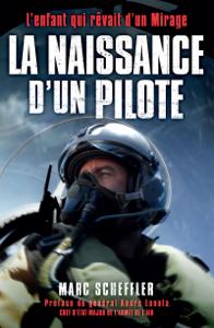 La naissance d'un pilote La couverture du livre martien
