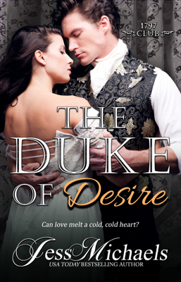 Jess Michaels - The Duke of Desire book