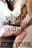 Zoe York - Where Their Hearts Collide  artwork