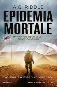 Epidemia mortale Libro Cover