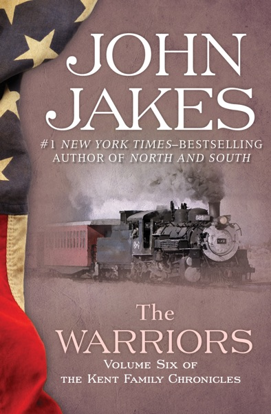The Warriors - John Jakes book cover
