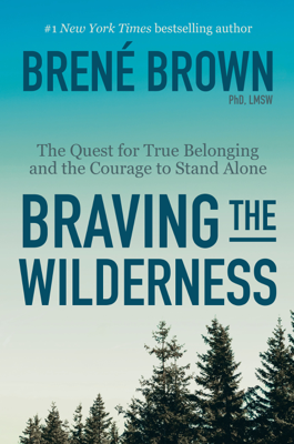 Braving the Wilderness - Brené Brown book
