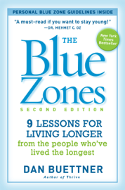 The Blue Zones, Second Edition book