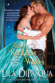 Three Reckless Wishes book