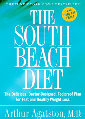 The South Beach Diet - Arthur Agatston book
