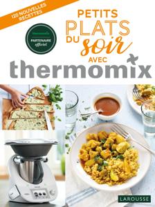 Petits plats du soir avec thermomix La couverture du livre martien