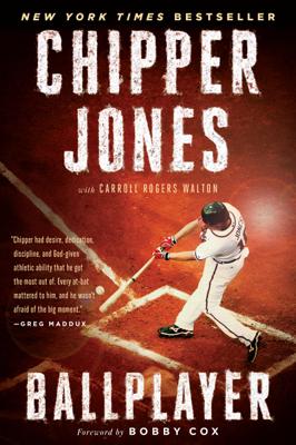 Ballplayer - Chipper Jones & Carroll Rogers Walton book