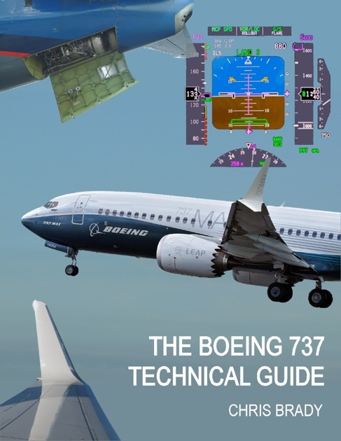 The Boeing 737 Technical Guide By Chris Brady On Ibooks