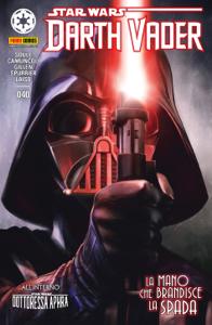 Darth Vader 40 Libro Cover