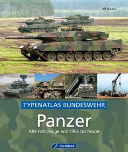 Panzer –Alle Fahrzeuge von 1956 bis heute Buch-Cover