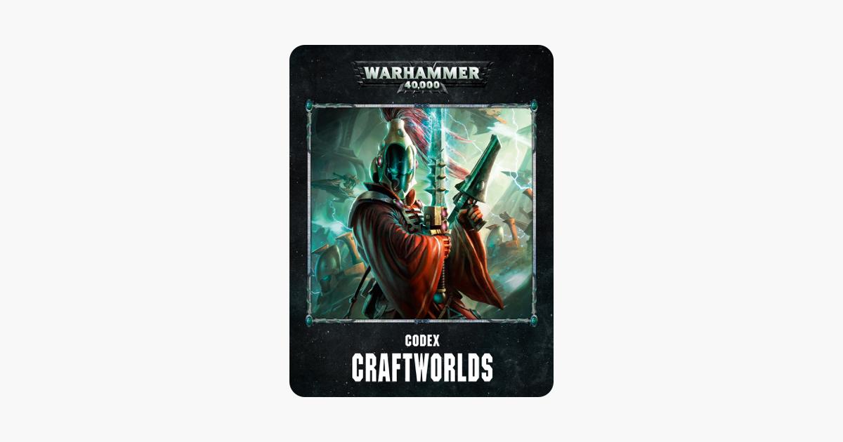 Codex: Craftworlds Enhanced Edition - Games Workshop