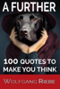 Wolfgang Riebe - A Further 100 Quotes To Make You Think artwork