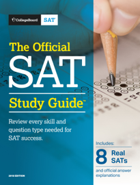 The Official SAT Study Guide, 2018 Edition book