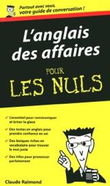 LANGLAIS DES AFFAIRES - GUIDE DE CONVERSATION POUR LES NULS