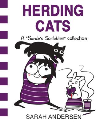 Herding Cats - Sarah Andersen book