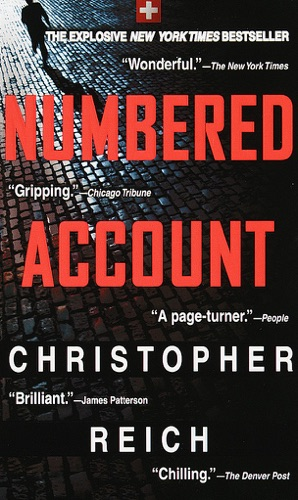 Christopher Reich - Numbered Account