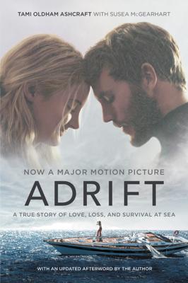 Adrift  [Movie tie-in] - Tami Oldham Ashcraft book