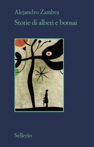 Storie di alberi e bonsai Copertina del libro