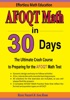 AFOQT Math in 30 Days: The Ultimate Crash Course to Preparing for the AFOQT Math Test