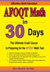 AFOQT Math In 30 Days The Ultimate Crash Course To Preparing For The AFOQT Math Test