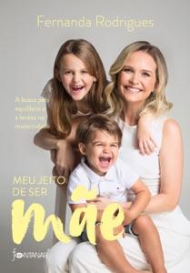 Meu jeito de ser mãe Book Cover
