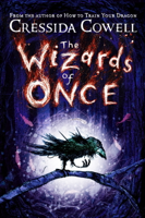 Cressida Cowell - The Wizards of Once artwork
