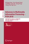 Advances In Multimedia Information Processing  PCM 2018