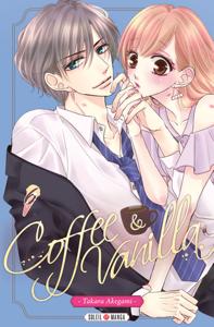 Coffee & Vanilla T06 La couverture du livre martien