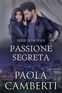 Passione segreta di Paola Camberti Copertina del libro