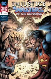 Injustice Vs. Masters of the Universe (2018-) #2 book