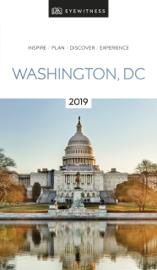 DK Eyewitness Travel Guide Washington, DC book