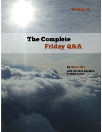 The Complete Friday Q&A - Mike Ash, Gwynne Raskind & Chris Liscio