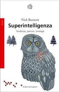 Superintelligenza Libro Cover