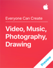 Apple Education - Video, Music, Photography, Drawing artwork