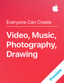 Video, Music, Photography, Drawing - Apple Education book summary