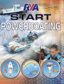RYA Start Powerboating (E-G48) book