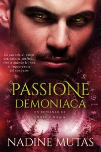 Passione demoniaca di Nadine Mutas Copertina del libro
