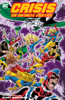 Marv Wolfman, Gerry Conway, Steve Englehart, Bob Kanigher, Roy Thomas, Elliot S! Maggin, Joe Staton, Todd McFarlane & Curt Swan - Crisis on Infinite Earths Companion Deluxe Vol. 1  artwork